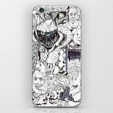 Untitled (178) iPhone & iPod Skin