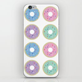 Guilt Free Donuts iPhone Skin