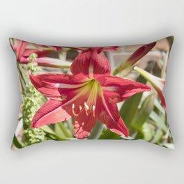 Spring red Rectangular Pillow