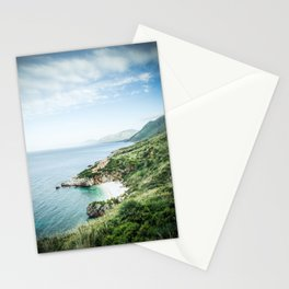 Beach - Landscape and Nature Photography Stationery Cards