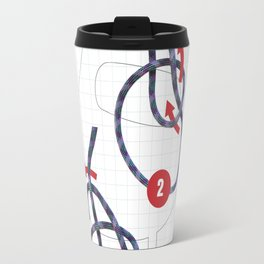 Noeud de chaise Travel Mug