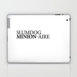 SLUMDOG MINION-AIRE Laptop & iPad Skin