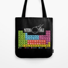 Materia Table Tote Bag