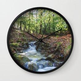Early Spring Sunrise Wall Clock
