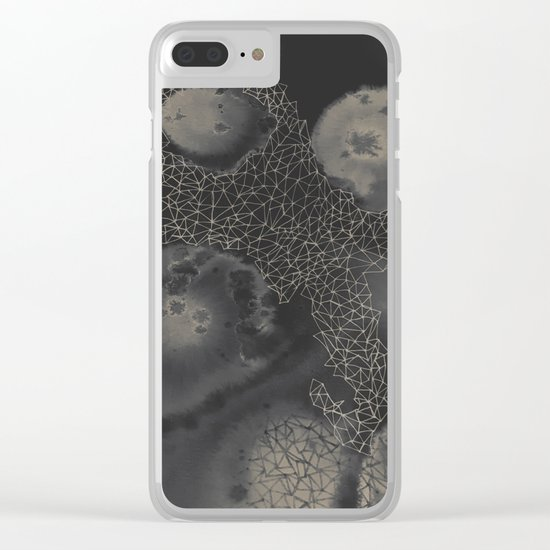 Way I do Clear iPhone Case