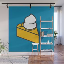 Banana Pie Wall Mural