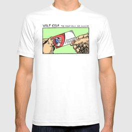 It's Always Sunny in Philadelphia: Wolf Cola T-shirt