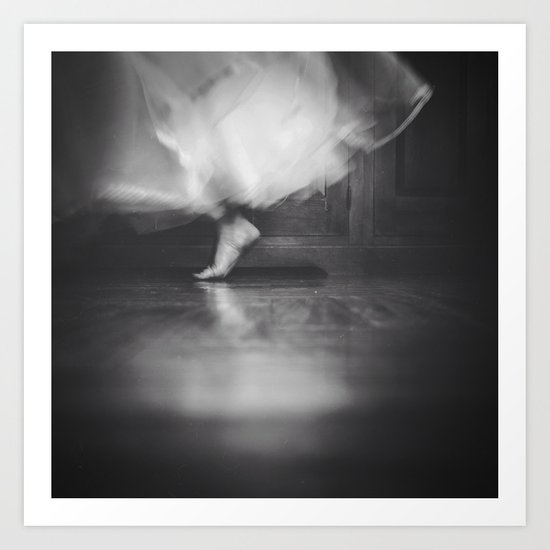 Run... Art Print