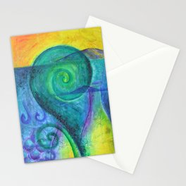 New Zealand living Stationery Cards