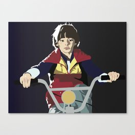 The Vanishing of Will Byers Canvas Print