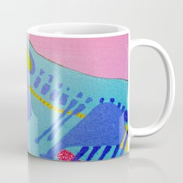 I Heart Dugong Coffee Mug
