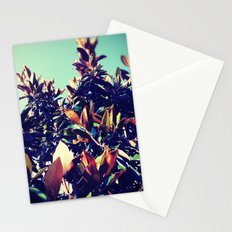 Golden. Stationery Cards