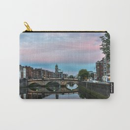 Dublin Sunset Carry-All Pouch