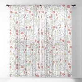 Midsummer Table Sheer Curtain