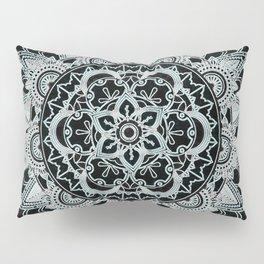 Mandala shadow Pillow Sham