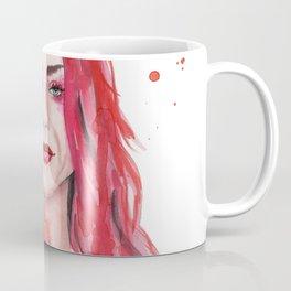 Frances Bean Cobain Coffee Mug