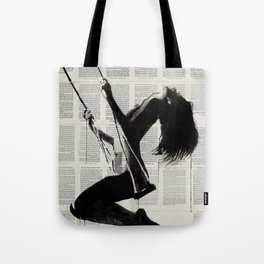 the lightness of being again.. Tote Bag
