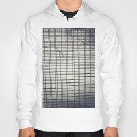 grid Hoodies featuring Grid by farsidian