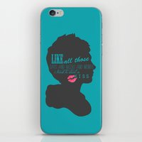 niall iPhone & iPod Skins featuring Niall Horan by vanessa