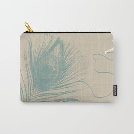 Jump Feather Carry-All Pouch