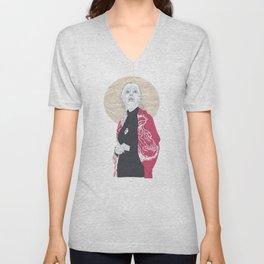 Jane Goodall Unisex V-Neck