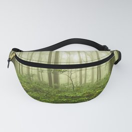 Dreaming of Appalachia - Nature Photography Digital Landscape Fanny Pack
