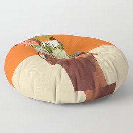 The Unexpected Floor Pillow