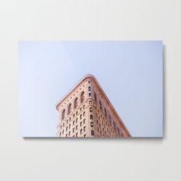 Flatiron Building New York City Metal Print
