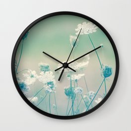 Nature's Delicacy Wall Clock