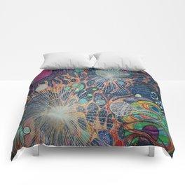 Cosmic Welder Comforters