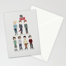 Youtube Boys  Stationery Cards