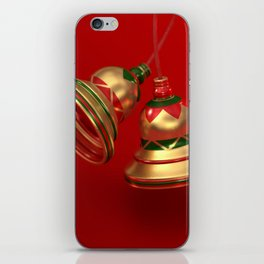 Ding Dong iPhone Skin