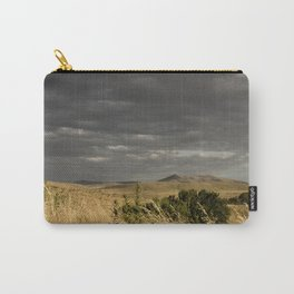 Storm in mountains Carry-All Pouch