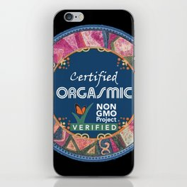 Orgasmic! iPhone Skin