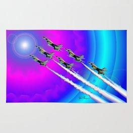 Thunderbirds Rug