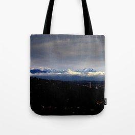 California Blues Tote Bag