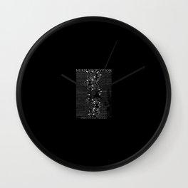 Nurse Joy Division Wall Clock