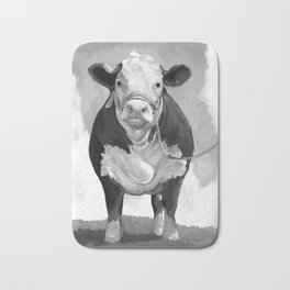 Welcome to the Pasture Bath Mat