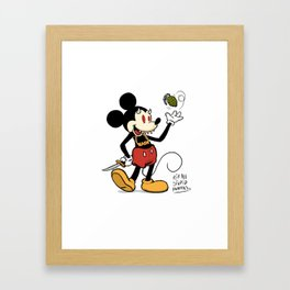 Rodent Framed Art Print