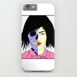 Split-Personality iPhone Case