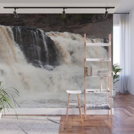 Falls with Iron Content Wall Mural