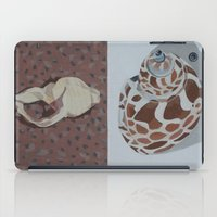 shells iPad Cases featuring Shells by Marjolein