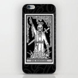 The Magician iPhone Skin
