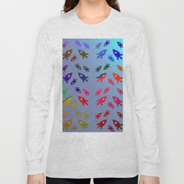 Heavy travel in universe ... Long Sleeve T-shirt