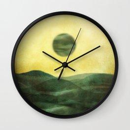 Precipitation is Expected Wall Clock