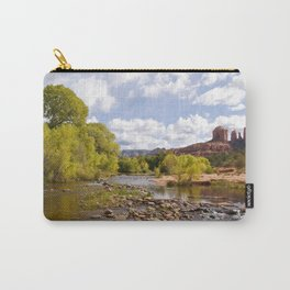 Oak Creek and the Cathedral Rocks Carry-All Pouch