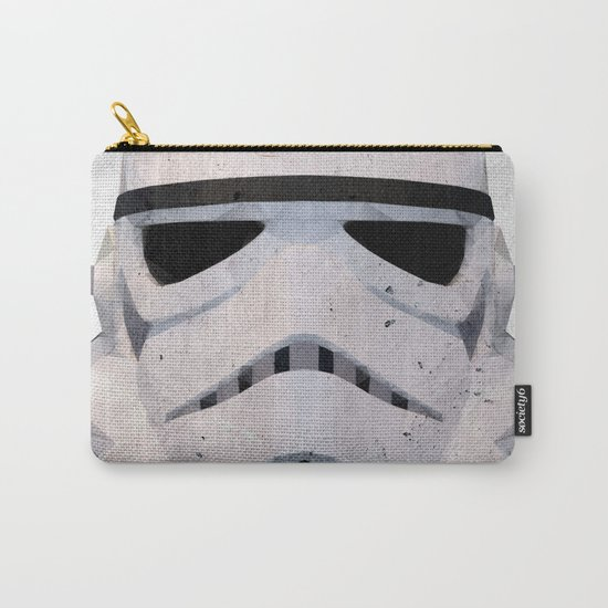 Stormtrooper Low Poly Carry-All Pouch