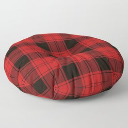 Clan Ewing Tartan Floor Pillow