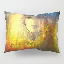 """ Sandra ""  Pillow Sham"
