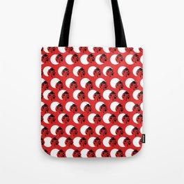 I Spot Ladybug Dots Tote Bag